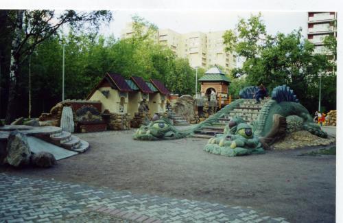 ЗАМОК ДРАКОНА 2000р.